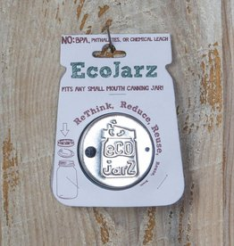 EcoJarz EcoJarz Classic Drinking Lid- Small Mouth
