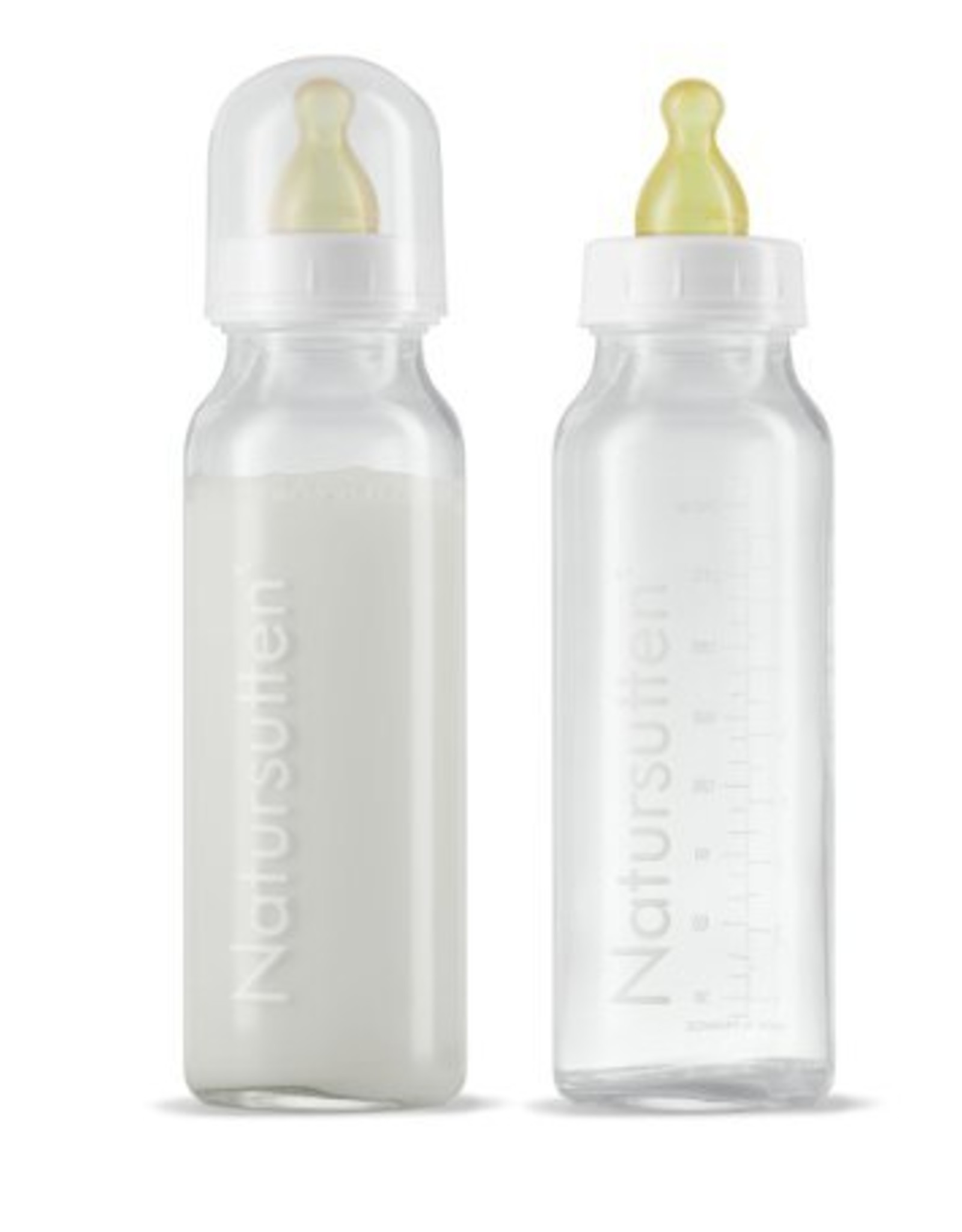 Glass Baby Bottle- 2 pack