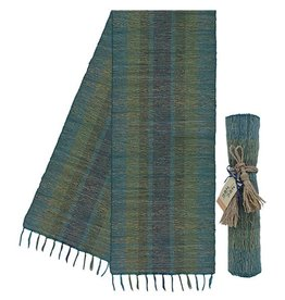 Vetiver Table Linens- Deep Forest