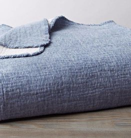 Cozy Cotton Throw