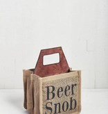 Beer Snob Beer Caddy