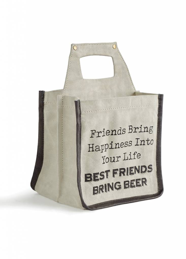 Best Friends Beer Caddy