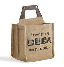 Mona B Quitter Beer Caddy