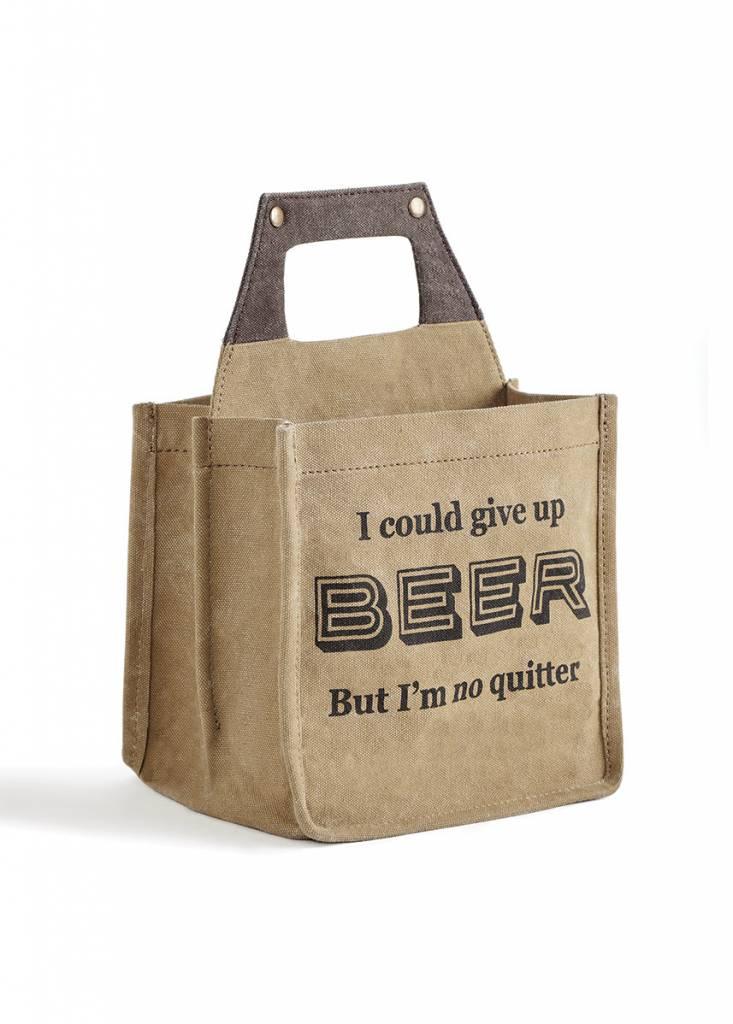 Mona B Quitter Beer Caddy