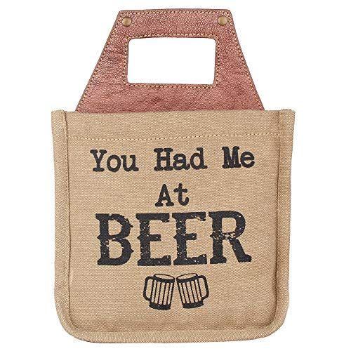 You Had Me at Beer Caddy