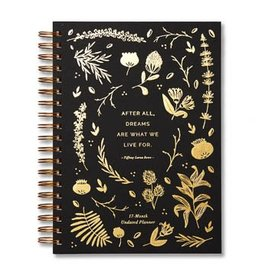 Fleurish Home After All Dreams Undated Planner *last chance