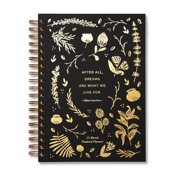 Fleurish Home After All Dreams Undated Planner