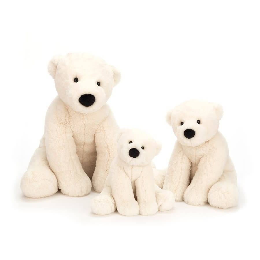Perry Polar Bear Large Fleurish Home