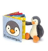 Jellycat If I were a Penguin Book (2018.5)