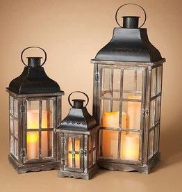 Fleurish Home Lg Crestwood Lantern