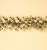 Fleurish Home Mountain Pine Garland 9'L