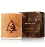 Frasier Fir Poured Candle, Northwoods Wood Wick