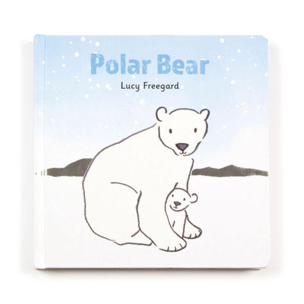 Jellycat Polar Bear Board Book