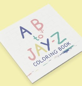 Little Homie A B to Jay-Z Coloring Book
