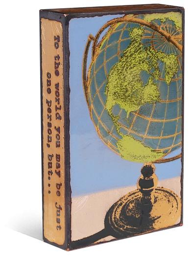 Houston Llew Houston Llew Spiritile:  187 Global