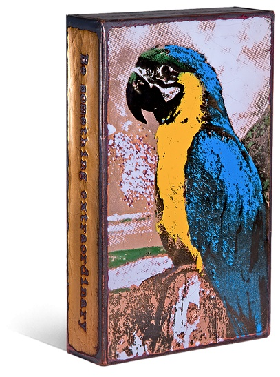 Houston Llew Houston Llew Spiritile: 218 Parrot (Charles) *retired