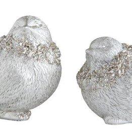 "Silver Bird (choice of 2 styles) 3""H"