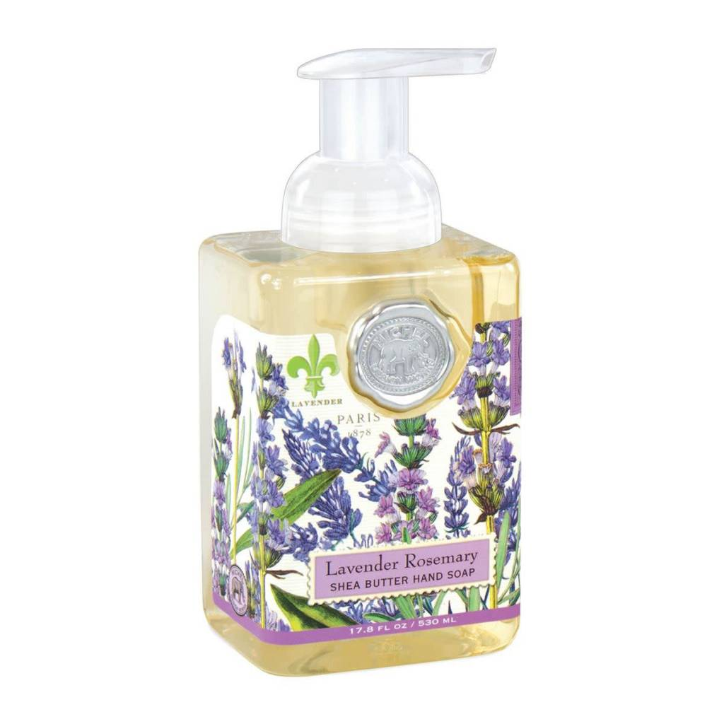 Michel Design Works Lavender Rosemary Foamer Soap