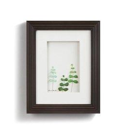 Grow Together Pebble Art 8x10