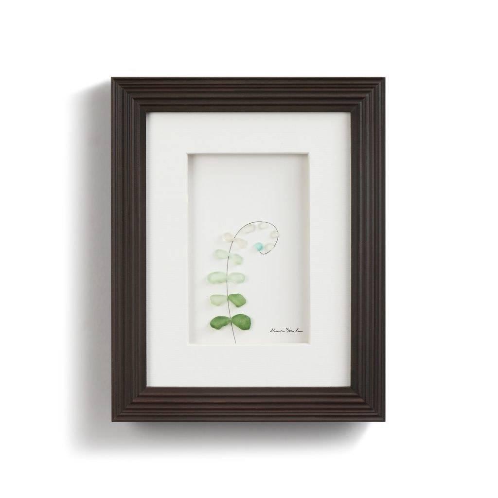 Sharon Nowlan Nurture Pebble Art 8x10