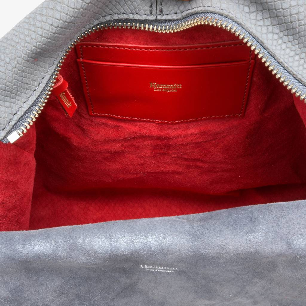 Hammitt Hammitt Bag: Bryant Limited Edition SLATE