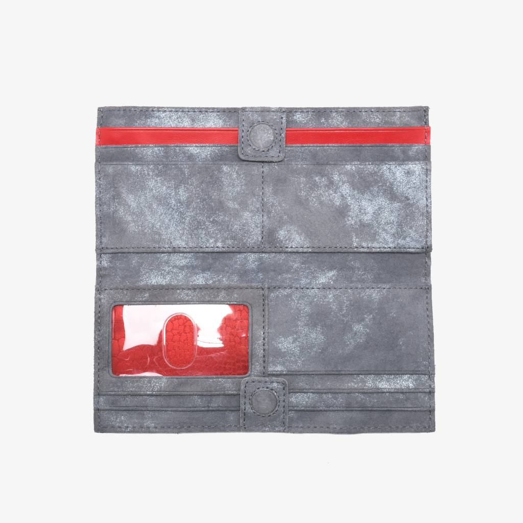 Hammitt Hammitt Wallet: 110 North Slate/Fountain