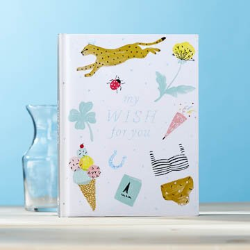Fleurish Home My Wish for You Book