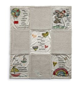 Fleurish Home Blessings Blanket