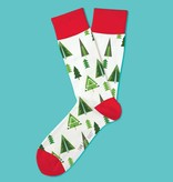 Two Left Feet Spruce Me Up Men's Christmas Socks