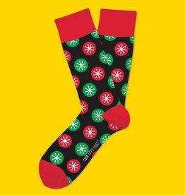 Two Left Feet Starlight Men's Christmas Socks