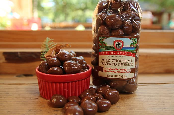 Cherry Republic Milk Chocolate Cherry Republic Cherries 8oz