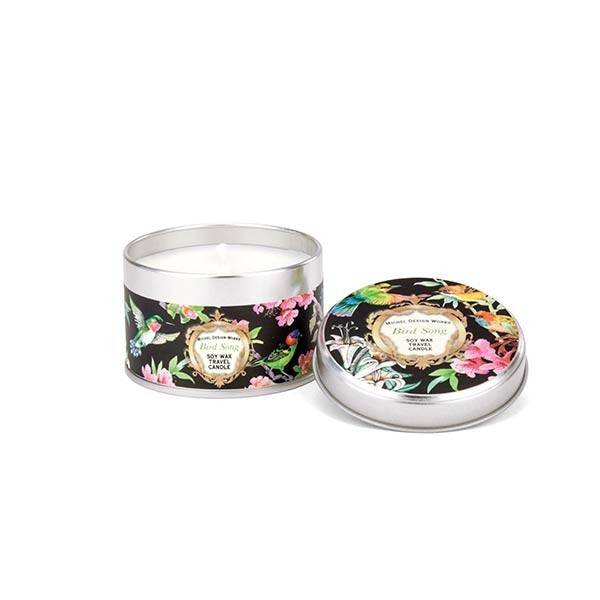 Bird Song Travel Candle