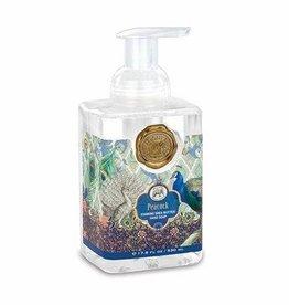 Michel Design Works Peacock Foamer Soap