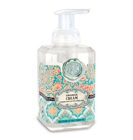 Michel Design Works Orange Cream Foamer Soap