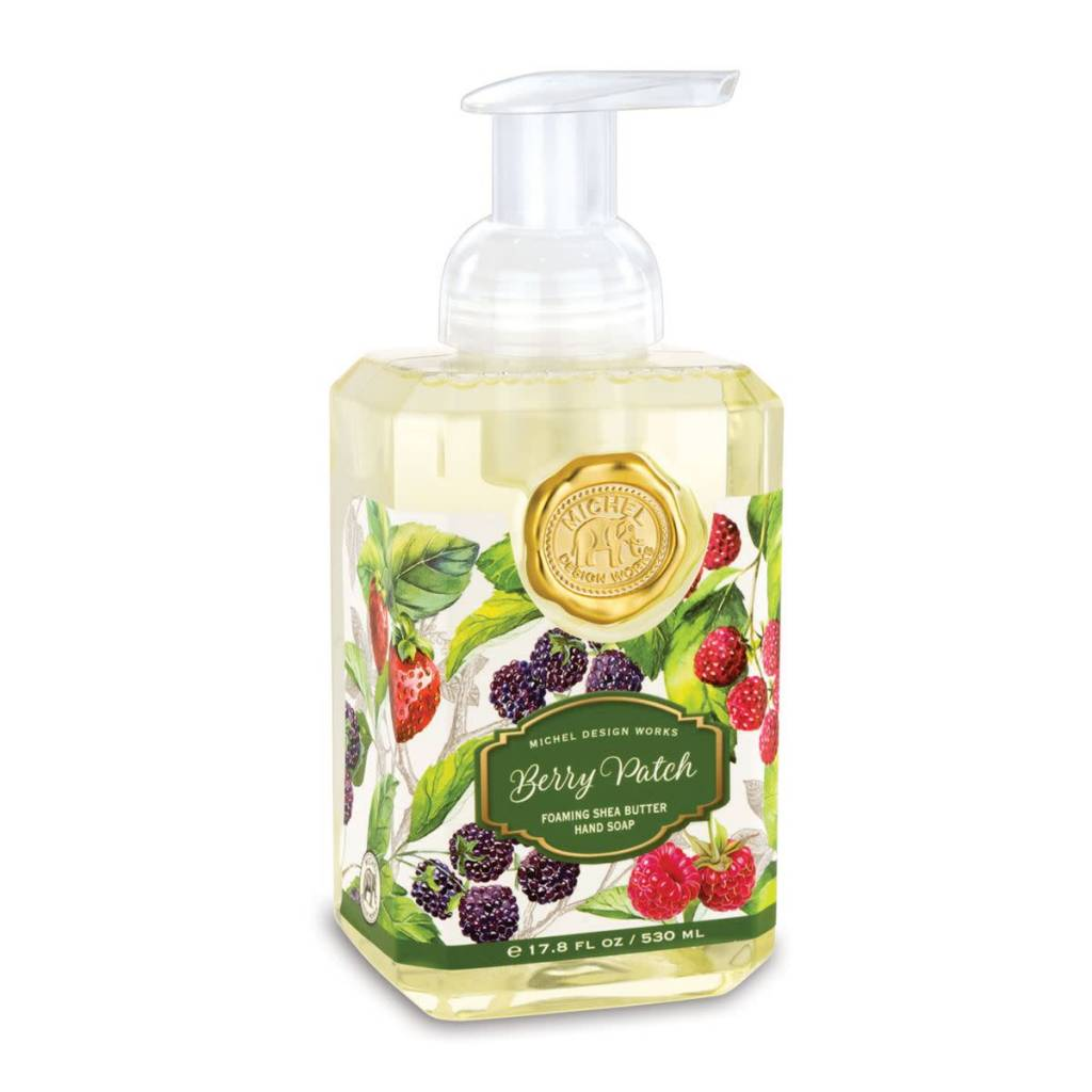 Michel Design Works Berry Patch Foamer Soap