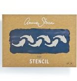 Annie Sloan Annie Sloan Fish Stencil