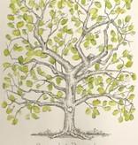 Med Thumbprint Tree
