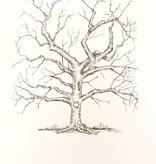 Fleurish Home Med Thumbprint Tree