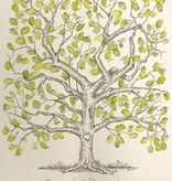 Lg Thumbprint Tree