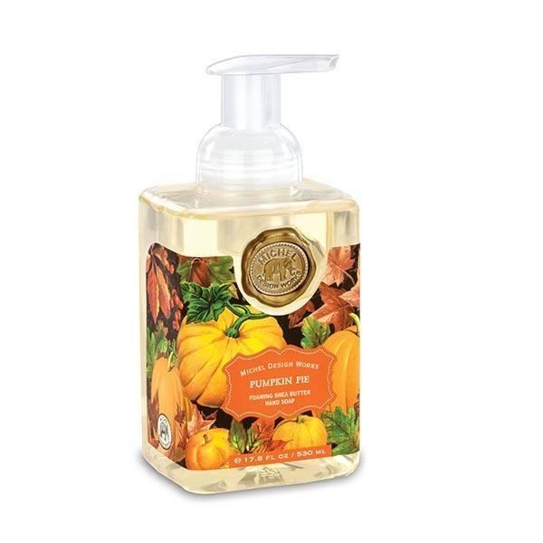 Michel Design Works Pumpkin Pie Foamer Soap
