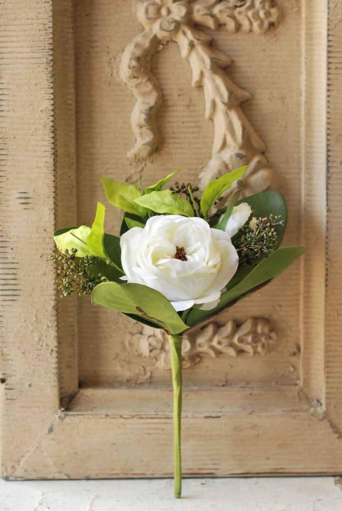 """Fleurish Home Tussie Mussie 10"""" Flower Bunch"""