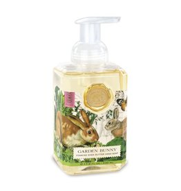Michel Design Works Garden Bunny Foamer Soap