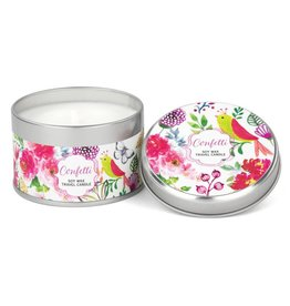 Michel Design Works Confetti Travel Candle