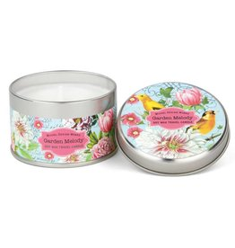 Michel Design Works Garden Melody Travel Candle
