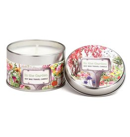 Michel Design Works In The Garden Travel Candle