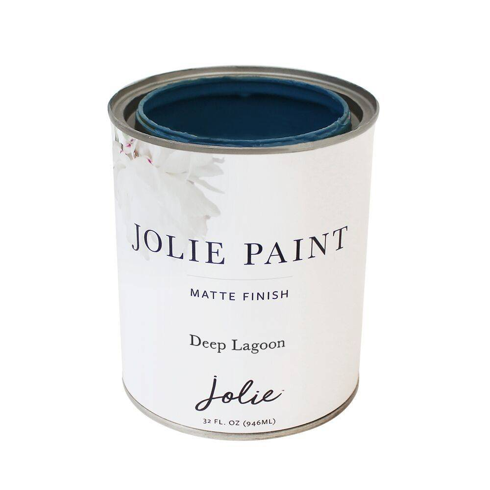 Jolie Home Deep Lagoon Matte Finish Paint
