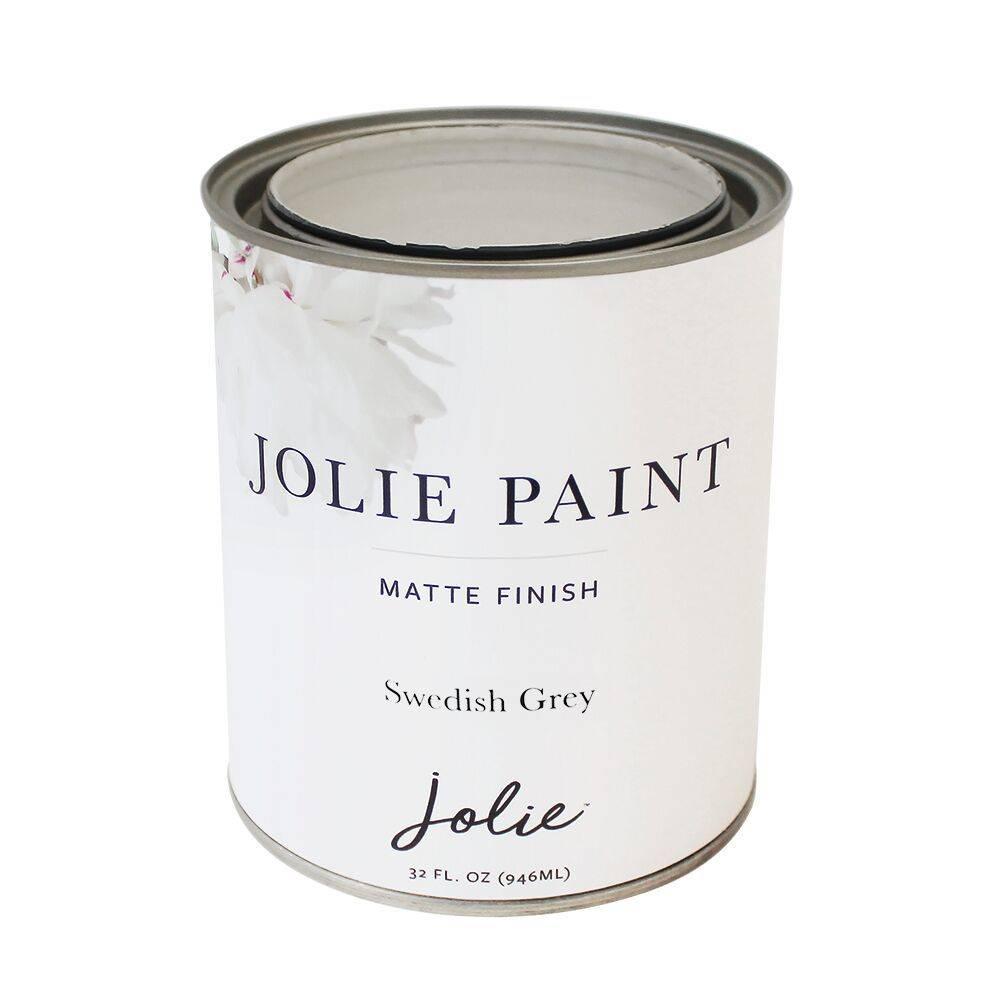 Jolie Home Swedish Grey Matte Finish Paint