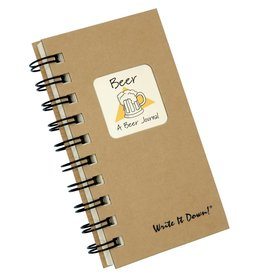 Fleurish Home Mini Beer Journal