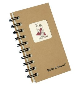 Fleurish Home Mini Wine Journal