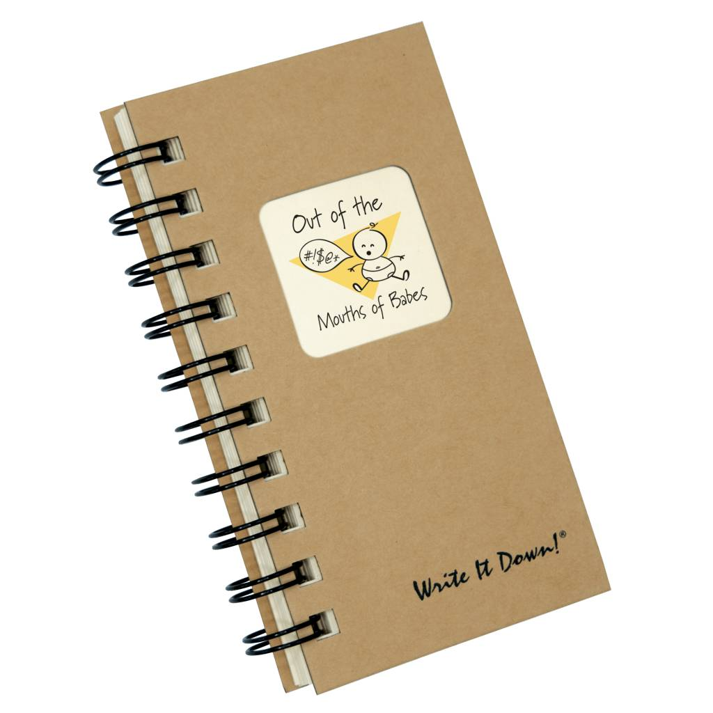 Fleurish Home Mini Mouth of Babes Journal